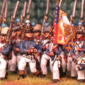 15mm, Napoleonic French Line Infantry 1806-1812 AB 24 figures